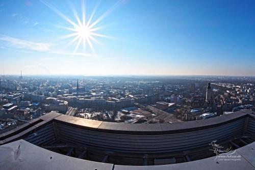 Guten Morgen, mein Leipzig!
