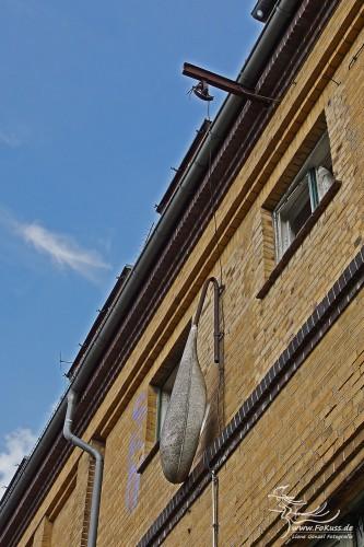 Ehemaliges Wohngebäude / Dienstwohnungen