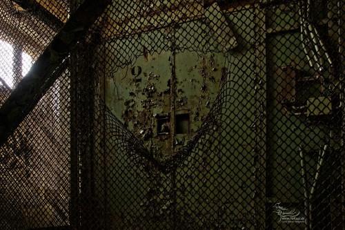 Aufzug im Sudhaus